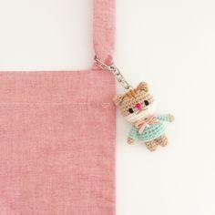 Crochet cat kitten doll amigurumi by isodreams 손뜨개 고양이 인형 by 이소의꿈타래