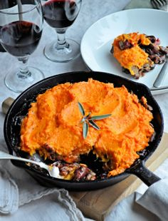 Lamb Roasted Root Vegetable Shepherds Pie