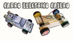 Como Hacer un Carro Eléctrico Casero (Delorean Casero)