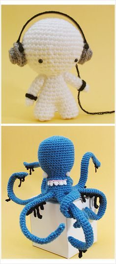 1000+ images about Amigurumi on Pinterest Crochet ...
