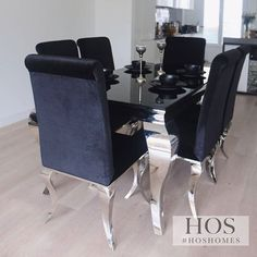 f16b2f8251 High end glamorous furniture at high street prices. Ovetta Jackson · Dining  room