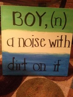 Made this for the boys playroom, matches their furniture