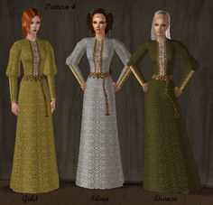 The Medieval Smithy SIMS 2: The Queen's Trousseau -- Updated