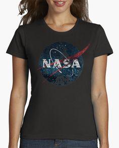 Camiseta NASA Vintage Alien Apocalypse