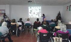 GRUPO REIFS 2016 Taller gnosias navideñas en Grupo Reifs Alcalá de Guadaíra-Centro Mayores Guadaíra
