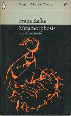 Metamorphosis and other stories by Franz Kafka, via Flickr.