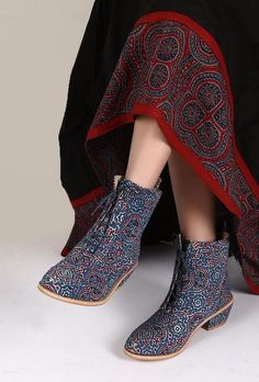 6861480e661 15 Best Ajrakh Shoes & Chappals images in 2018 | Buffalo, Dyes, Goat