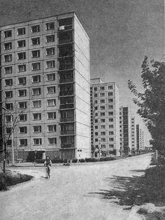 Retek utca - Szamos utca sarka - 1971