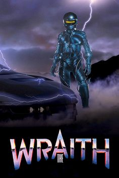 The Wraith (1986)  HD Wallpaper From Gallsource.com