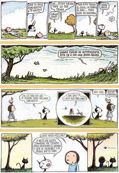 Cuidando el medio ambiente - mafalda historietas