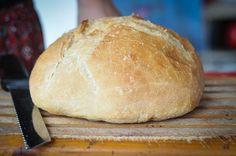 Így készül otthon az igazi kenyér Bread, Food, Meal, Essen, Hoods, Breads, Meals, Sandwich Loaf, Eten