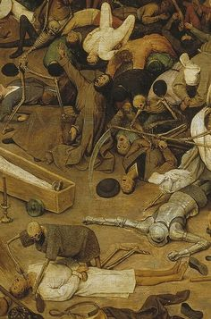 Pieter Bruegel, The Triumph of Death