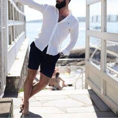 """6,695 Me gusta, 41 comentarios - Modern Men Casual Style (@modernmencasualstyle) en Instagram: """"Summer casual look. #modernmencasualstyle"""""""