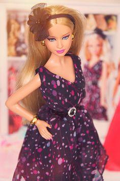Barbie Basics 3.0 Model 04 by Kitsune_lis, via Flickr