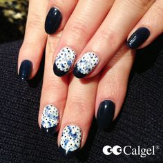 Calgel Nails Nail Colors Nailart Fashion Art Designs Desings Design Ideas