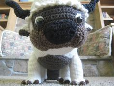 "Amigurumi Appa Free PDF Pattern ( click ""download"" or ""free Ravelry download"")"