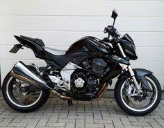 Kawasaki Z1000 '07 #tekoop #aangeboden in de groep van #Motortreffer (zie: www.facebook.com/groups/motorentekoopmt) #motorentekoopmt #kawasaki #kawasakiz1000 #kawasakinakedbike #nakedbike