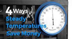 4 Ways Steady Temper