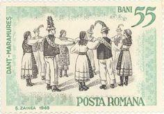 Dant-Maramures, Posta Romana, Romania