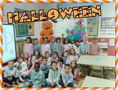 La clase de Laura: Nos preparamos para Halloween