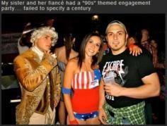 HAHAH Dress Code Fail!