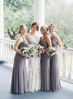 So incredibly stunning: http://www.stylemepretty.com/2015/06/09/elegant-lowndes-grove-plantation-wedding-3/ | Photography: Virgil Bunao - http://virgilbunao.com/                                                                                                                                                                                 More