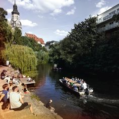 - Entdecken Sie Leipzig abseits der bekannten Wege: Geheimtipps, Insider-Tipps, To… Discover Leipzig off the beaten path: insider tips, insider tips, tours & events for sights in Leipzig: walk on the Karl-Heine-Canal. Visit Germany, Germany Travel, Travel List, Travel Around, Trip Planning, Places To See, Travel Inspiration, Beautiful Pictures, Germany