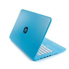 "HP Stream 14"" HD Intel 4GB RAM, 32GB eMMC Windows 10 Laptop with 1-Year of Offi - 8392836 | HSN"