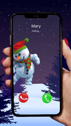 Get Christmas ringtones and wallpapers for free