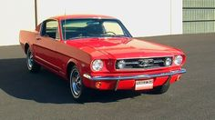 Cool 1966 Ford Mustang 289 K-Code... Ford Mustang & Shelby