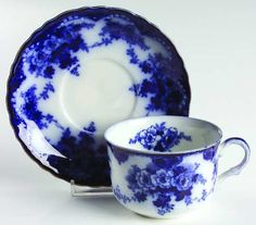 collected Flow Blue China  Google Image Result for http://www.kathryngreeleydesigns.com/blog/wp-content/uploads/2011/06/alfred_meakin_devon_flow_blue_with_gold_cup_and_saucer_set_flat_P0000054794S0009T21.jpg