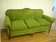 couch and 2 chairs $300