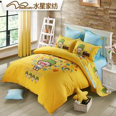 Mercury Home Textile 100%cotton Printed Bedding Sets with Bed Sheet King/Queen Size POPOIS's Dream Online with $309.95on Mercurystore's Store | DHgate.com