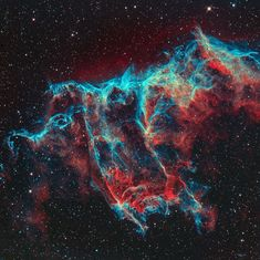 NGC 2818 It may look like a seahorse, but the dark object is actually a pillar of smoky dust about 20 light-years long. The structure occurs in our neighbouring Large Magellanic Cloud, in a star-forming region near the Tarantula Nebula.