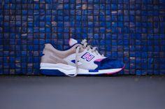 Ronnie Fieg for New Balance limited edition 1600. Made in the US. $175.00