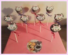 Woezel en pip cakepops