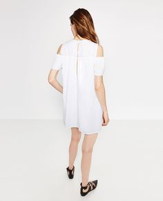 Culottes with slits trousers woman sale zara indonesia shorts poplin jumpsuit dress dresses woman sale zara indonesia stopboris Images