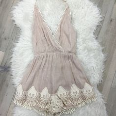 Girls will be Girls Miami Store- Sass Halter Romper Spring Summer Fashion, Spring Outfits, Boho Fashion, Fashion Outfits, Mode Top, Estilo Boho, Playing Dress Up, Passion For Fashion, Dress To Impress