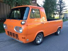 Gallery For > 1963 Ford Econoline Pickup