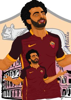 #As_Roma #mohamed_salah #serie_a #ataly #Roma #football #football_players #AS_Roma_fc #AS_Roma_fans #world #art #drawing #draw #my_drawing #art_girl #artist  #رسم #رسومات #رسوماتى #رمزيات #محمد_صلاح #روما #صور #صوره #رمزياتي #جده #جدة #السعودية #الرياض Boy Drawing, Mohamed Salah, Drawings, Boys, Movies, Movie Posters, Art, Sketches, Baby Boys