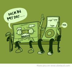 """Here's a toast to """"back in the day""""! Share with me your favorite """"back in the day"""" moment or item. 8 Tracks? Bodysuits? Scrunchies?"""