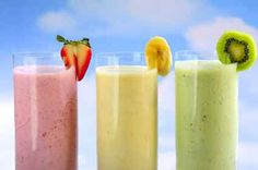 Weight loss drinks - liquid diets and meal replacements