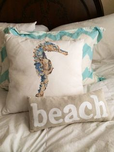 Hey, I found this really awesome Etsy listing at https://www.etsy.com/listing/189611214/beach-throw-pillow-coastal-room-nautical