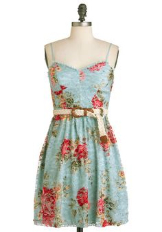 Lace in the Sun Dress, #ModCloth