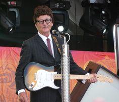 Crossroads Festival 2010 - Bill Murray as Buddy Holly | Flickr: partage de photos!