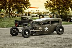 Afternoon Drive: Hot Rods and Rat Rods Photos) - Suburban Men Hot Rod Trucks, Big Trucks, Rat Rods, Traditional Hot Rod, New Honda, Us Cars, Street Rods, Drag Racing, Custom Cars
