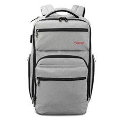 Tigernu T-B3242 - $29.99 🔥 Simple Waterproof Anti-slip Backpack FROST  #TIGERNU, #Backpack, #gearbest, #рюкзак, #Bag     0081