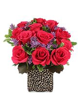 Such a beautiful and fun bouquet for Valentine's Day! Surprise your sweetheart this year at The Flower Mart!