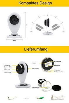 die besten 25 ip kamera ideen auf pinterest ip kamerasystem kamera foto video und ip. Black Bedroom Furniture Sets. Home Design Ideas