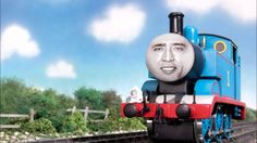 Nic Cage As Thomas The Tank Engine | Nic Cage as Everyone | Know ...